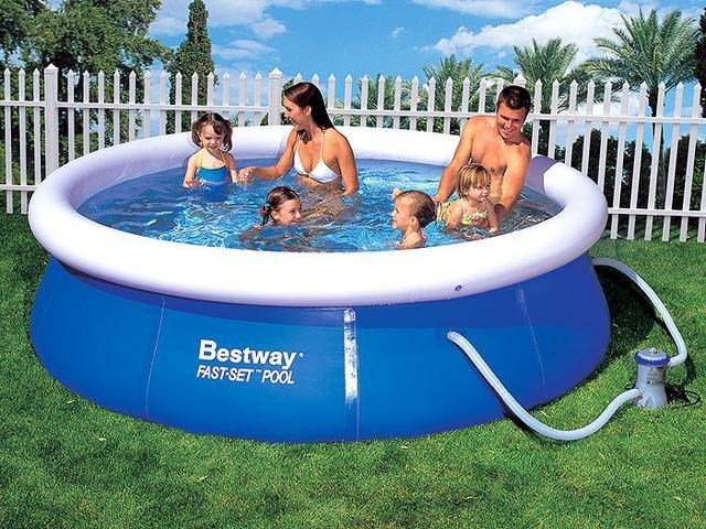 Каркасные бассейны - для детей и взрослых