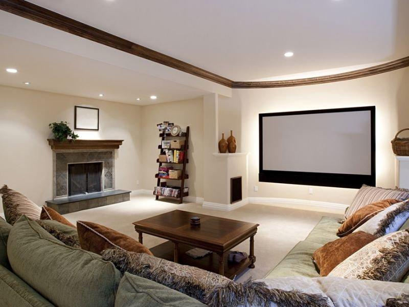Гостиная комната – самое функциональное место в доме