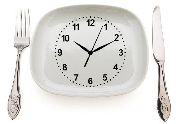 Трехчасовая диета для оптимизации питания
