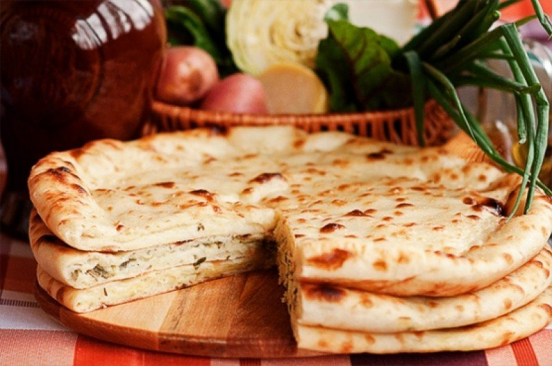 Особенности осетинских пирогов