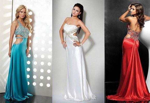 Платья - модный женский атрибут