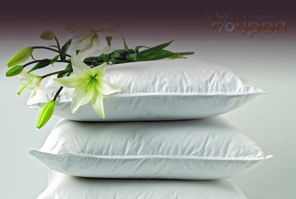 Подушки с натуральными наполнительными материалами