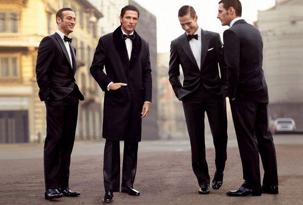 Meucci – мужская одежда для современного джентльмена