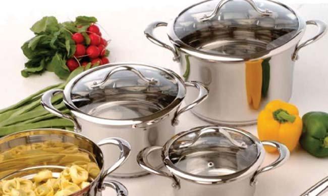 Правильный выбор кухонной посуды