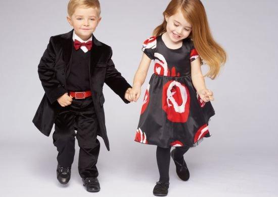 Модные и стильные детишки