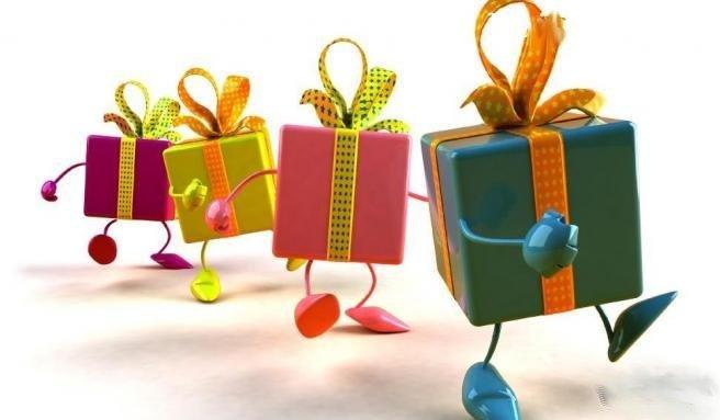 Подарки и суеверия