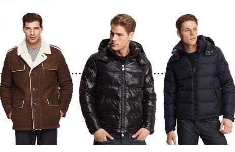Модные мужские куртки-2013