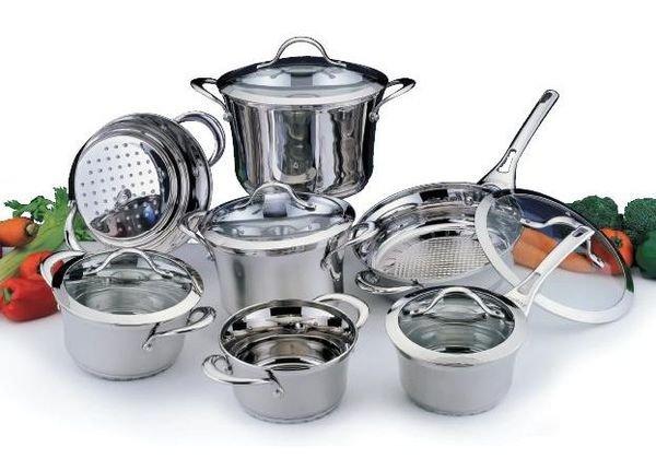 Лучший выбор для дома – посуда Berghoff