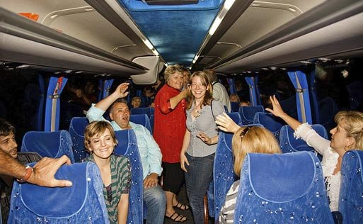 Если хотите проехать автобусом по Европе…