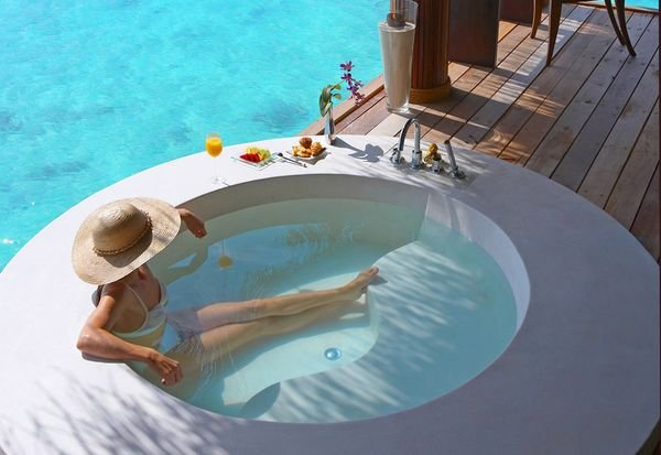 СПА-бассейн - способ расслабиться