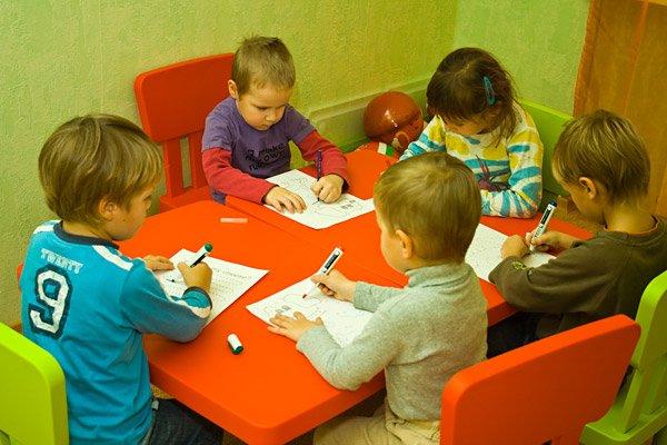 Влияние центров детского развития на формирование личности ребёнка.