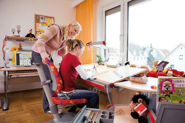 Мебель для школьника должна быть безопасной и эргономичной
