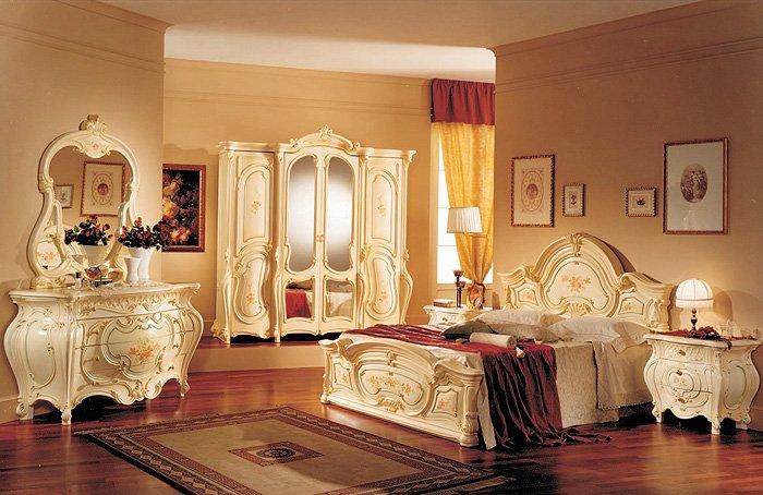 Интерьер в элегантном французском стиле