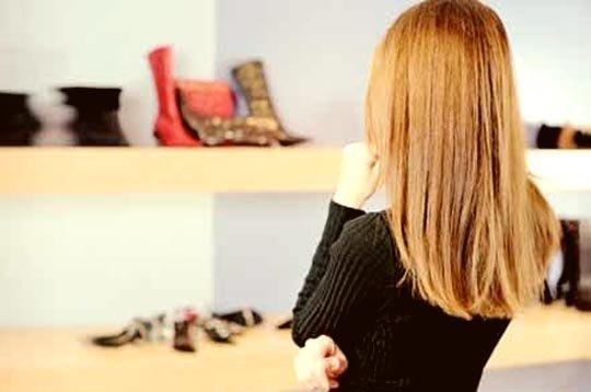 Как выбрать подходящую женскую обувь
