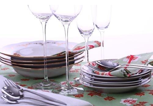 Выбираем столовую посуду на кухню