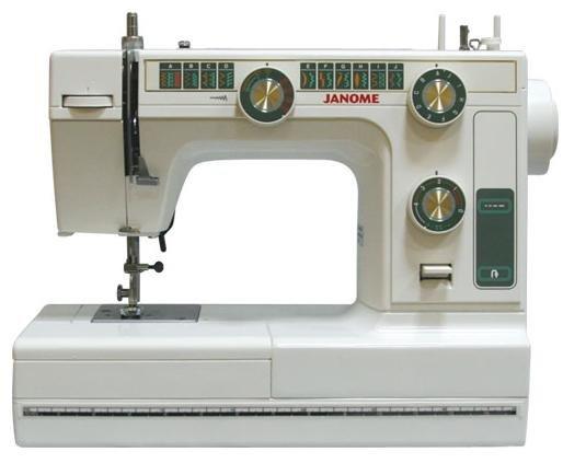 Компания Janome - лидер в производстве швейных машин
