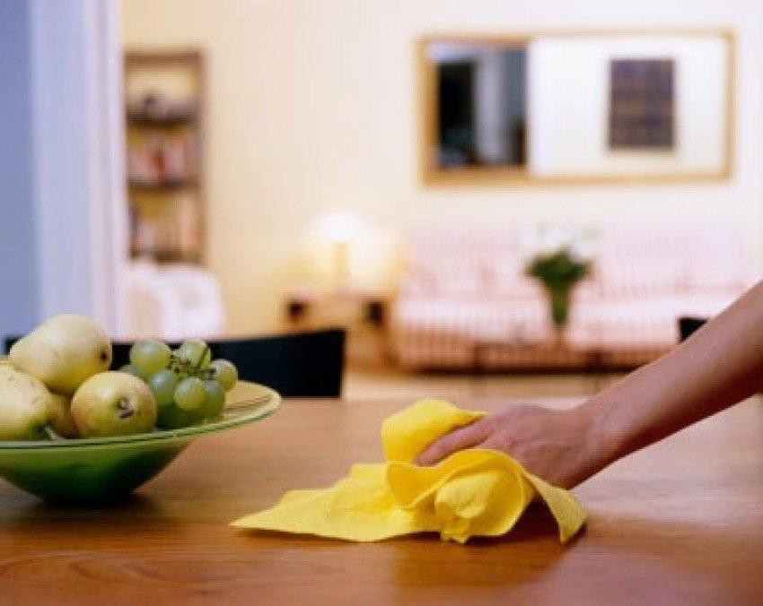 Незамысловатые советы по уборке дома