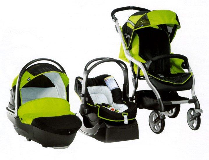 Выбираем транспорт для малышей