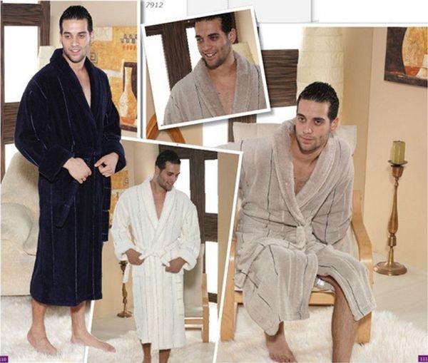 Секреты выбора мужского халата