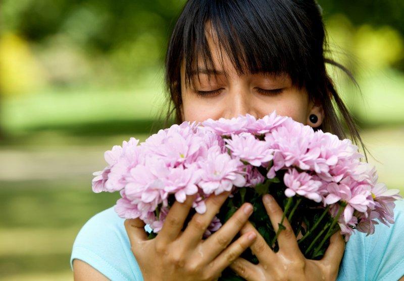 О десяти категориях запахов