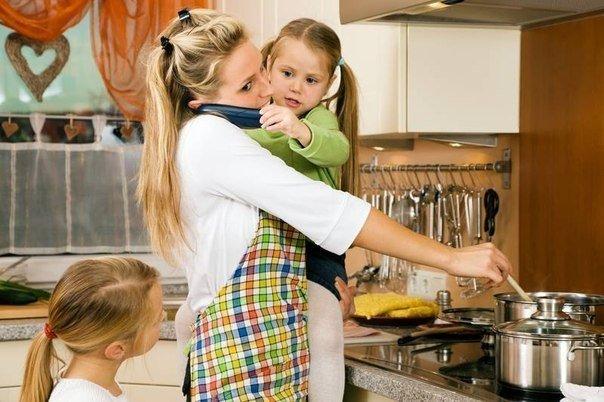 Сложный труд домохозяек