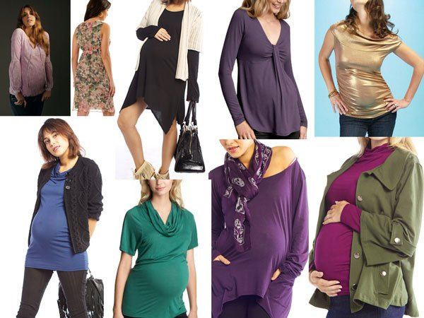 Мода для будущих мам: стильная беременность