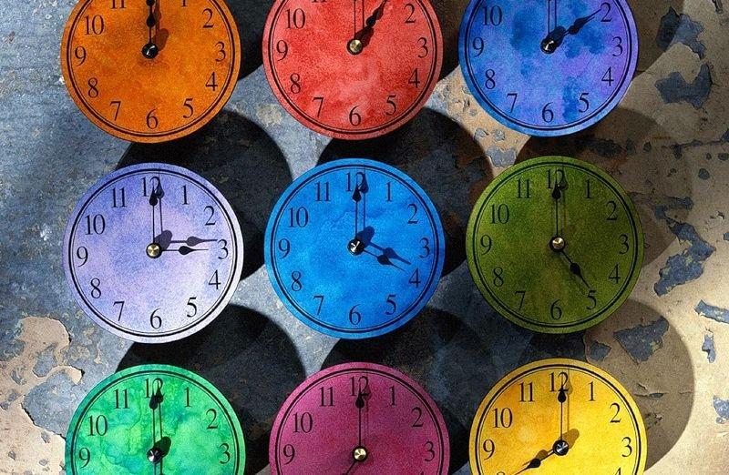 20 советов, чтобы найти время