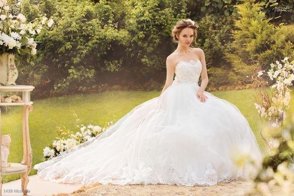 Любая девушка, собирающаяся замуж, сможет найти воплощение своей самой смелой мечты в свадебном салоне «Юнона»