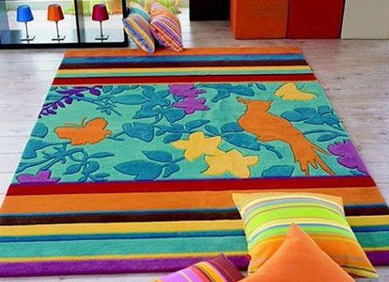 Современные ковровые покрытия