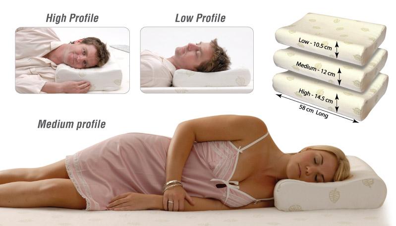 Полезные подушки из Тайланда