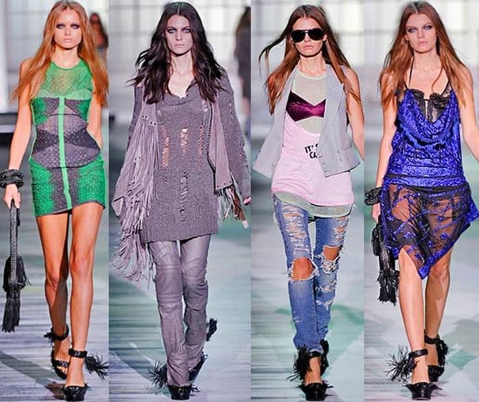 Особенности современной молодежной моды
