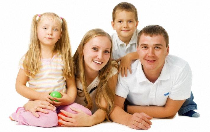 Типы современных семей