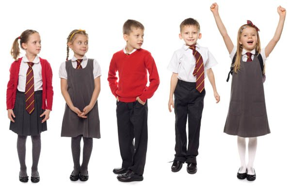 Выбираем школьную форму