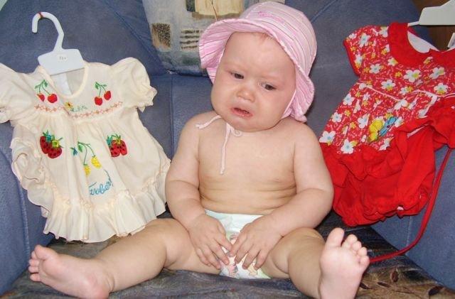 Если ребенку нечего одеть