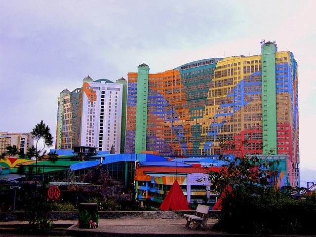 Необычные отели и гостиницы