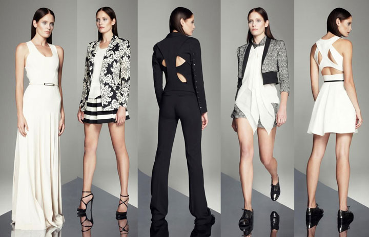 Женская мода весны-лета 2014 года