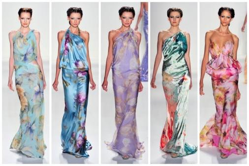 Модные платья сезона-2014