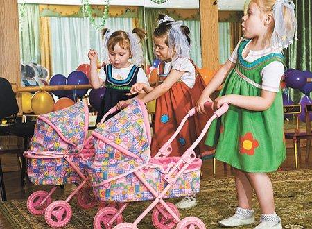 Что значит кукла для дочки?
