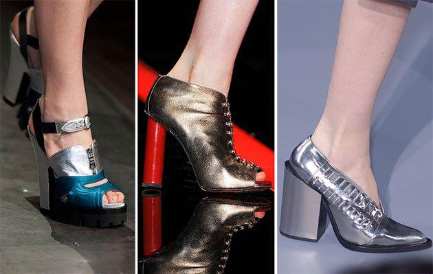Женские и мужские туфли 2014 модного сезона