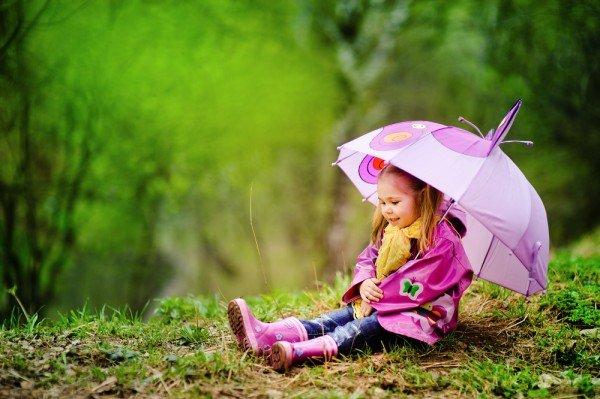 Здоровье малыша зависит от правильного гардероба