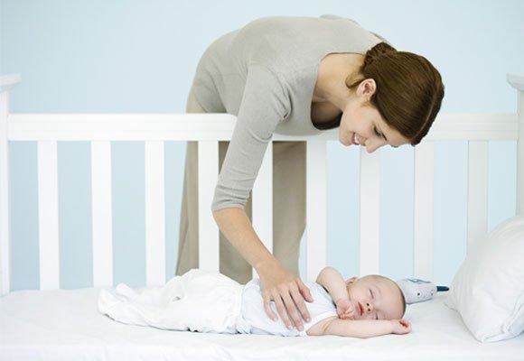 От чего зависит спокойный сон малыша?