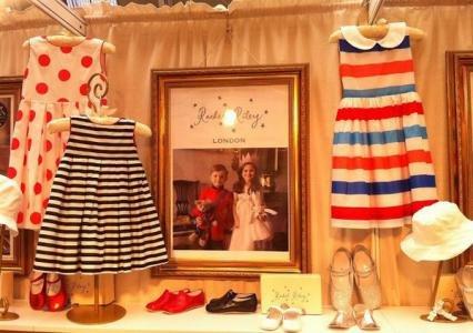 Детская мода на весну-лето 2014