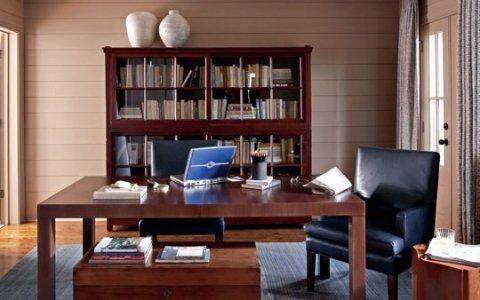 Деловой кабинет – изысканный подарок для себя  любимой