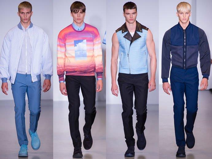 Модные цвета для мужчин: все о тенденциях  этого лета