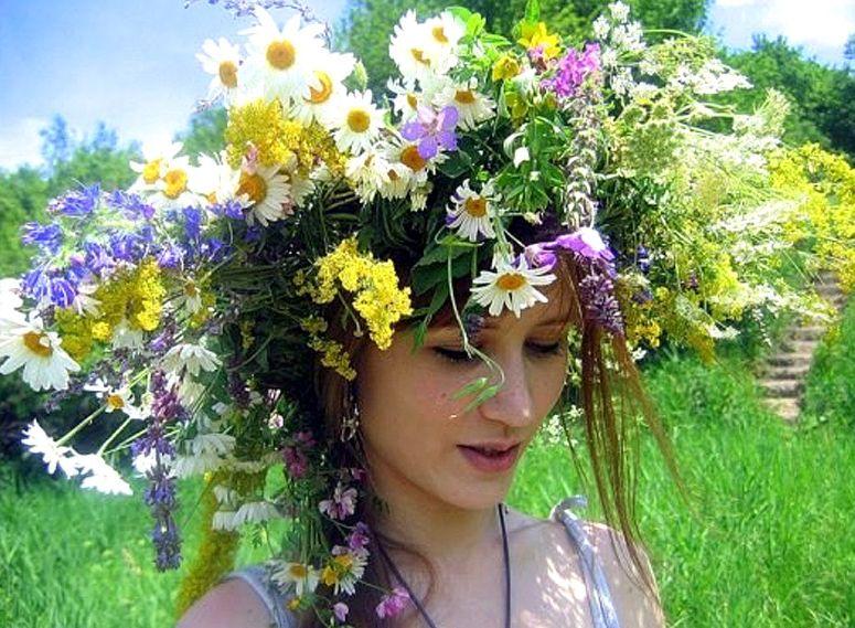 Украинские женщины – красивые, смелые, трудолюбивые
