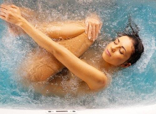 Гидромассаж – легкий путь к похудению