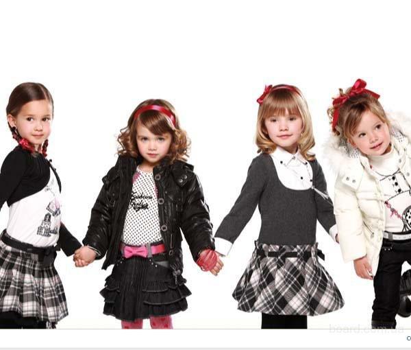 Детский мир - мода для девочек 2014