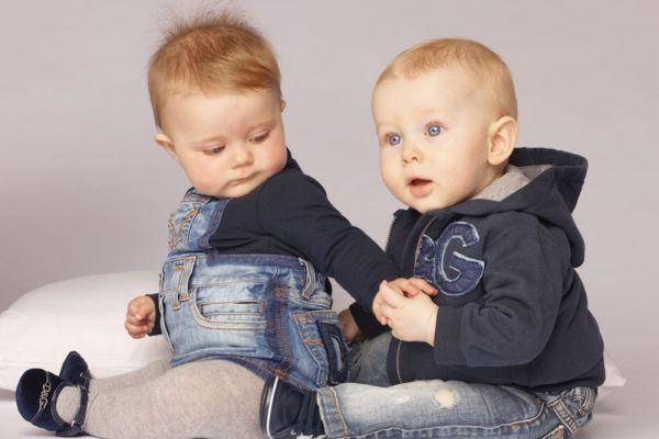 Стильные малыши