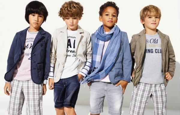 Детская одежда раньше и сегодня