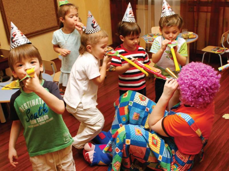 Несколько советов родителям об организации праздника для детей